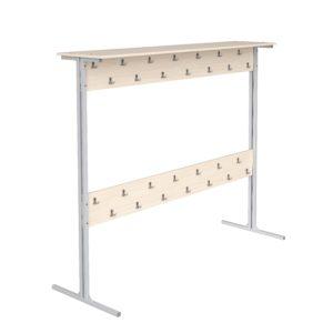 Мебель для гардеробов и раздевалок