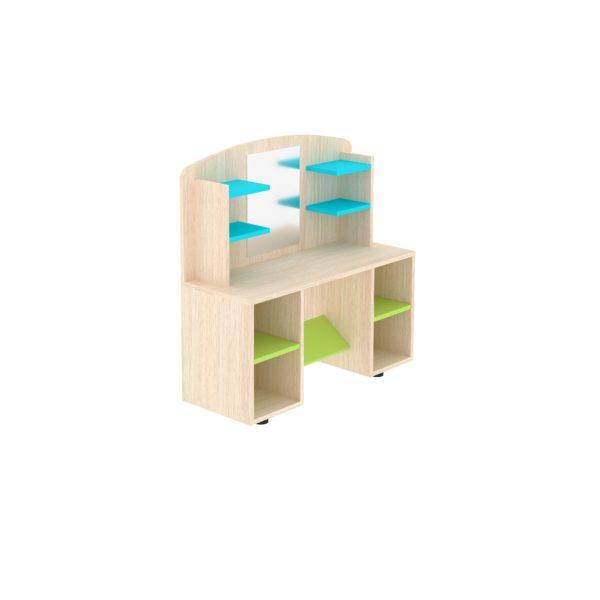 модуль мебели парикмахерская для детского сада